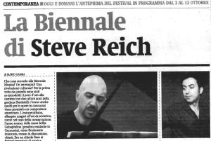 Biennale Musica Venezia 2014